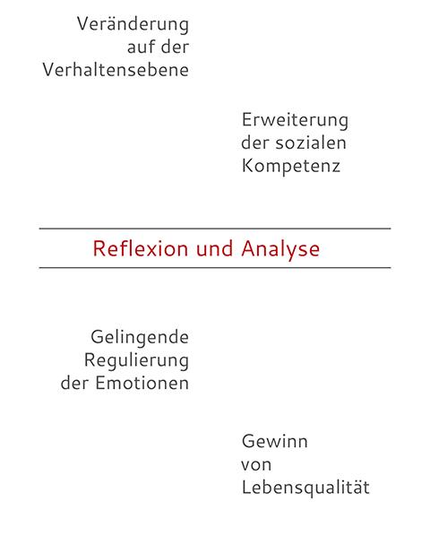 Ablauf einer Psychotherapie, Monika Bammer-Gürtler, behind success